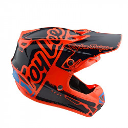 SE4 Polyacrylite Factory orange helmets youth