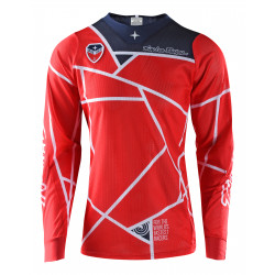 SE Air metric red/navy