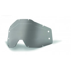 Accuri Forecast lens Sonic bumps 100% - w/mud visor - Smoke