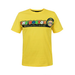 Tee Cupolino yellow