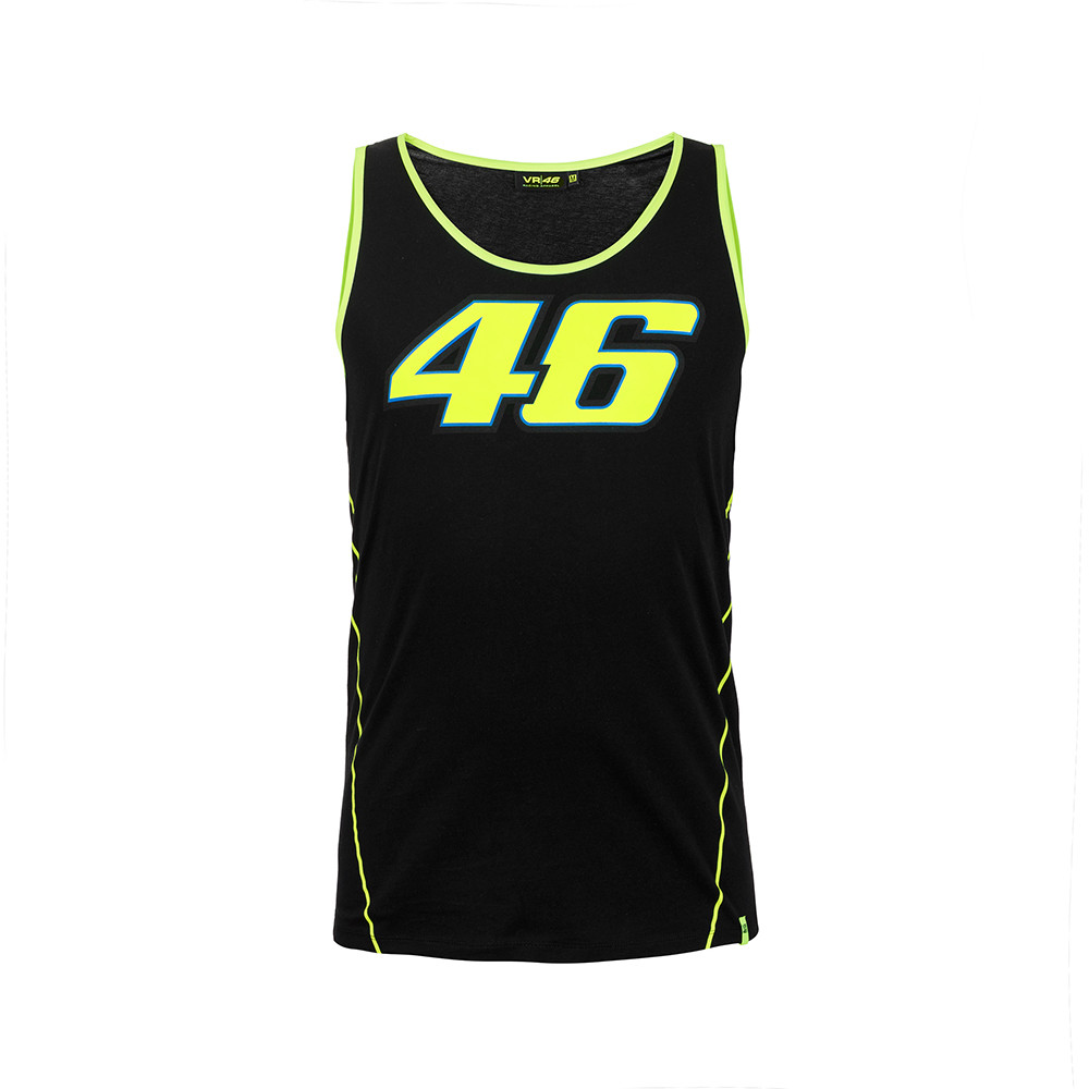Tank top Race black