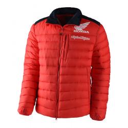Honda Puff jacket doudonne red