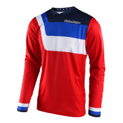 GP Air jersey prisma red