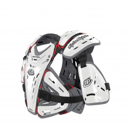 BG5955 Chest protector youth White