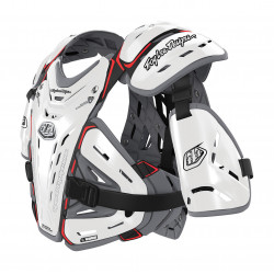 BG5955 Chest protector White