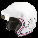 ST520 Signature blanc Felix casque moto