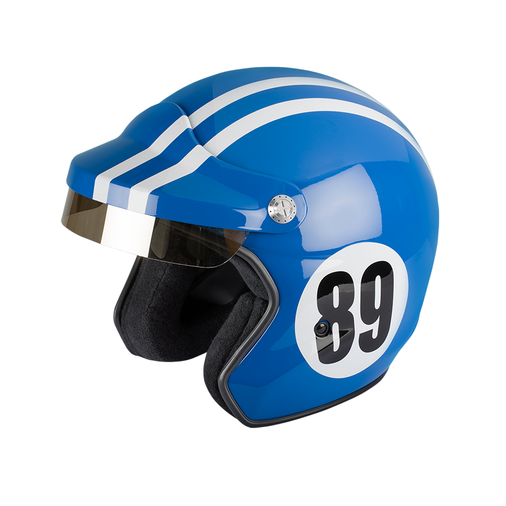ST520 Monte Carlo Felix casque moto