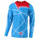 SE Air jersey Metric ocean