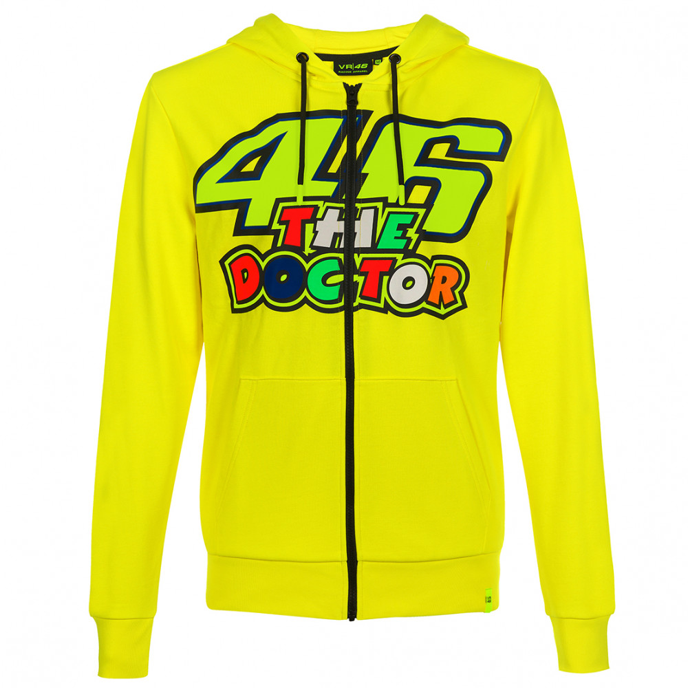 Full zip hoodie 46 the doctor