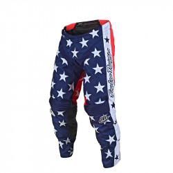 GP youth pant Independence navy/red