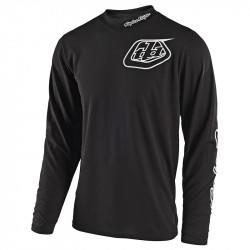 GP jersey mono black