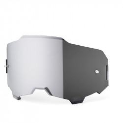 Armega mirror lens - Silver