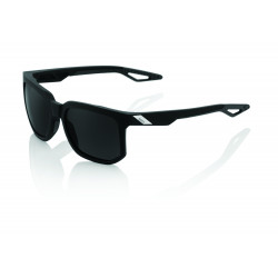 Centric Active Lifestyle - Matte black - Smoke lens