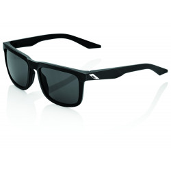 Blak Active Lifestyle - Matte black - Smoke lens