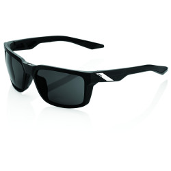 Daze Active Lifestyle - Matte black - Smoke lens