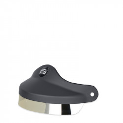 ST520 Visière pour casque Felix noir mat