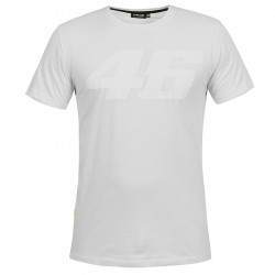 Tee Core 46 man white-white