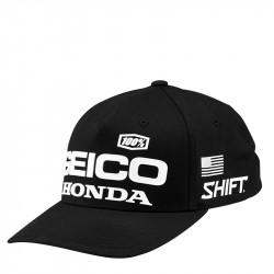 Indy casquette baseball Geico/Honda/100%