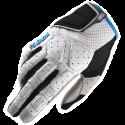 SIMI 100% MTB Glove Grey/Cyan - Size SM