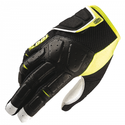 SIMI 100% MTB Glove Black/Lime - Size SM