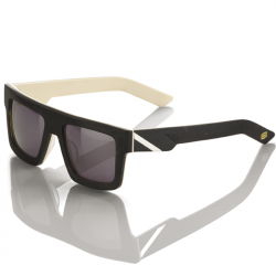 Bowen unfinished black/beige - Grey gradient Tint lens