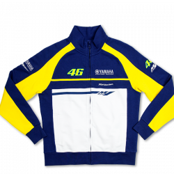 Fleece women Yamaha blue royal