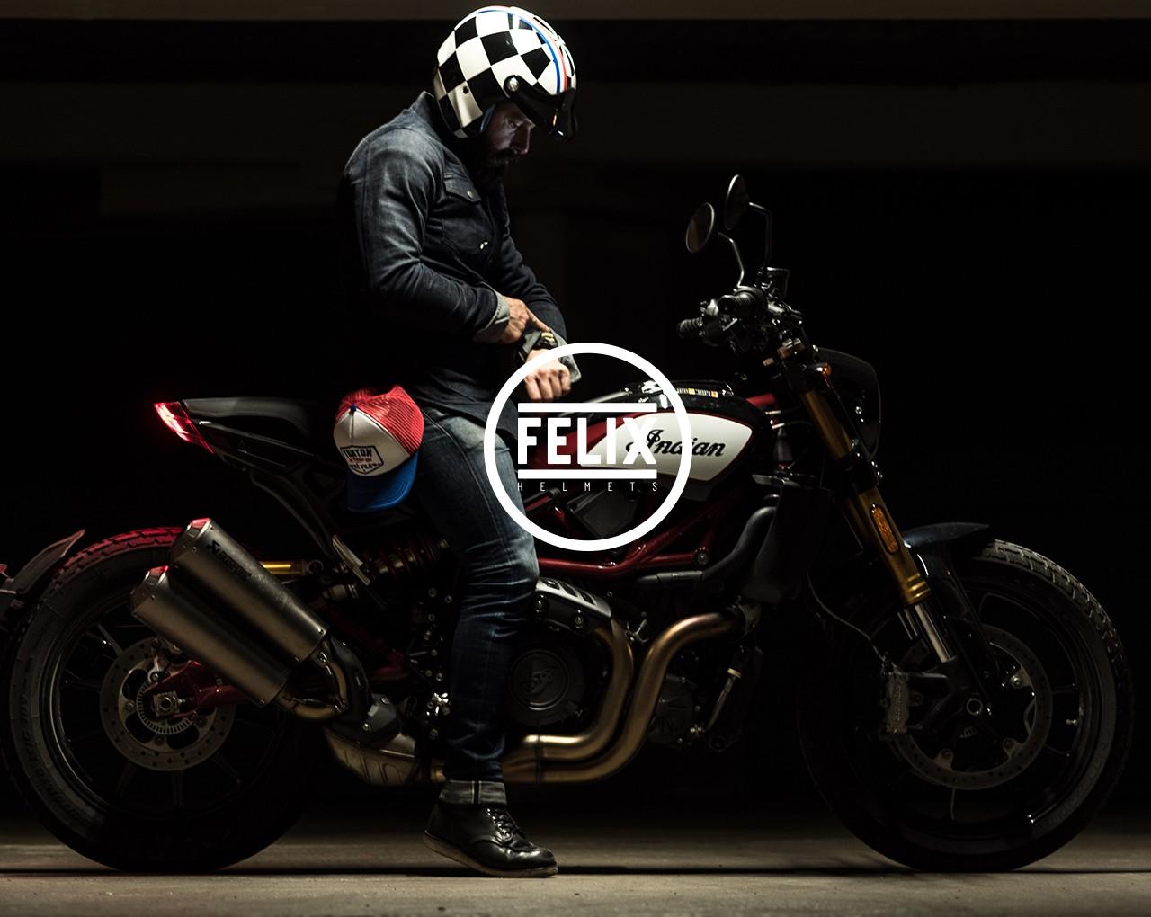 Felix motocyclette