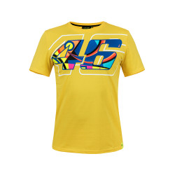 Tee Helmet yellow