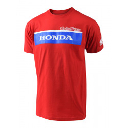 Honda Wing Block red tee
