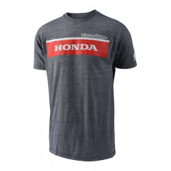 Honda Wing Block gray tee