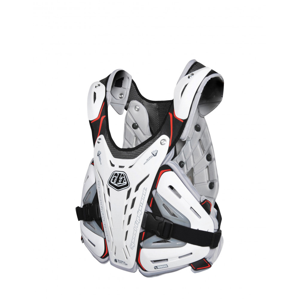 BG5900 Chest protector youth White