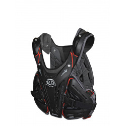 BG5900 Chest protector youth Black