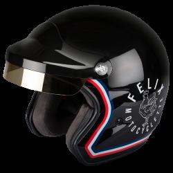 ST520 Signature noir Felix casque moto