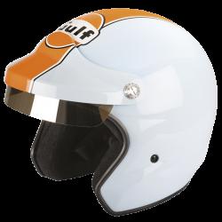 ST520 Gulf Le Mans Felix casque moto