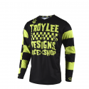 GP youth jersey Race Shop 5000 lime