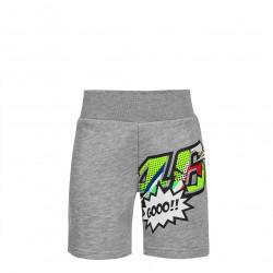 Short pant kid pop art