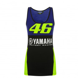 Tank top woman Yamaha dual racing