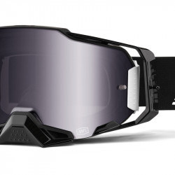 Black // Silver flash mirror lens