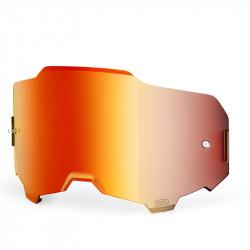 Armega mirror lens - Red