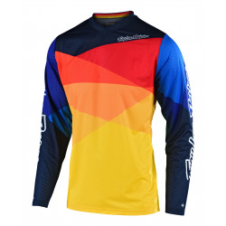 GP Air jersey Jet yellow/orange