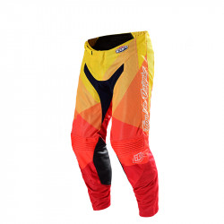 GP youth pant Jet yellow/orange
