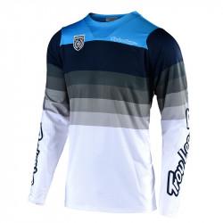 SE Pro jersey Mirage white/gray