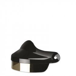 ST520 Visière pour casque Felix noir brillant