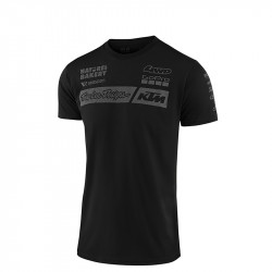 KTM team youth tee black