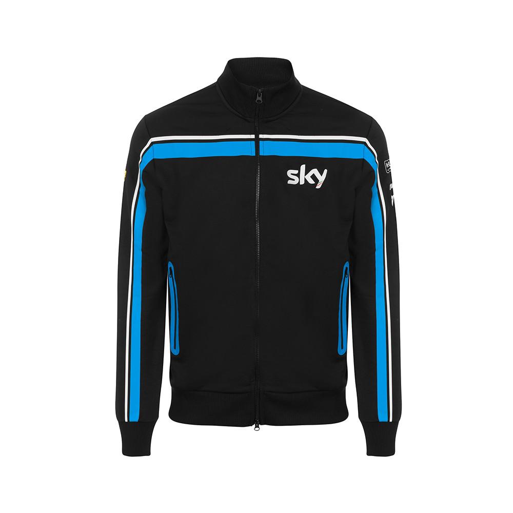 Sky team sweatshirt replica noir