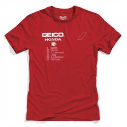 Outlier tshirt Geico/Honda/100%