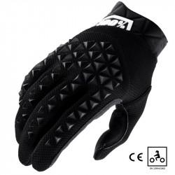 Airmatic gants certifié CE noir/noir