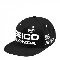 Podium Snapback Geico/Honda/100%