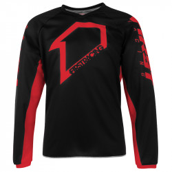 Corpo maillot rouge/noir