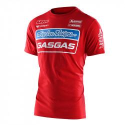 GasGas team tshirt rouge